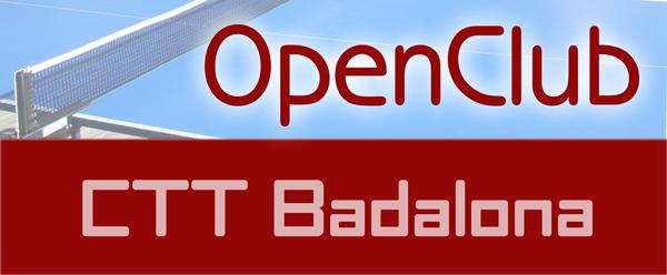 9è OpenClub CTT Badalona