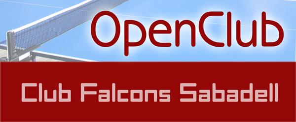 16è OpenClub Club Falcons