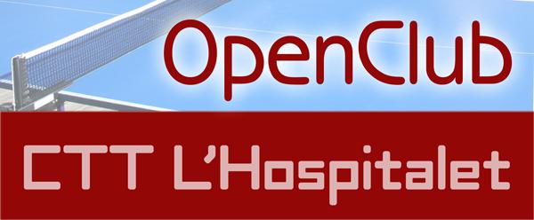 5è OpenClub al CTT L'Hospitalet