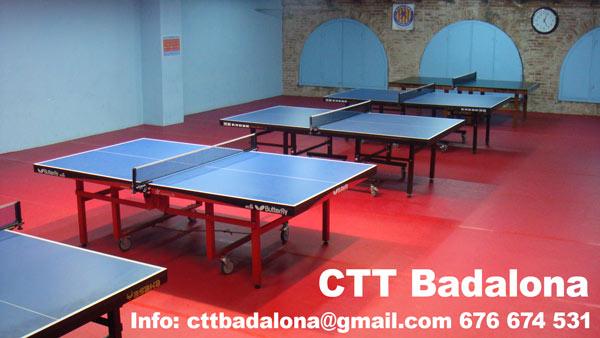 Activitats de lleure del CTT Badalona