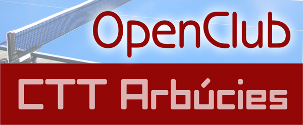 4t OpenClub al CTT Arbúcies