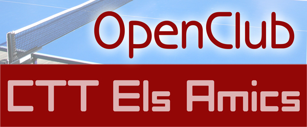 3r OpenClub CTT Els Amics