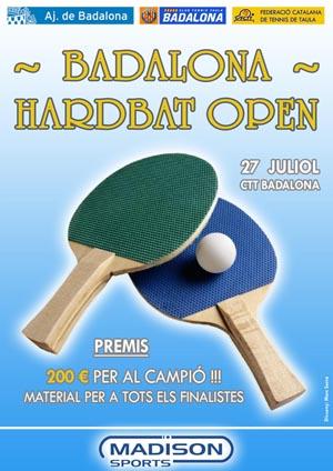 Hard Bat open Badalona