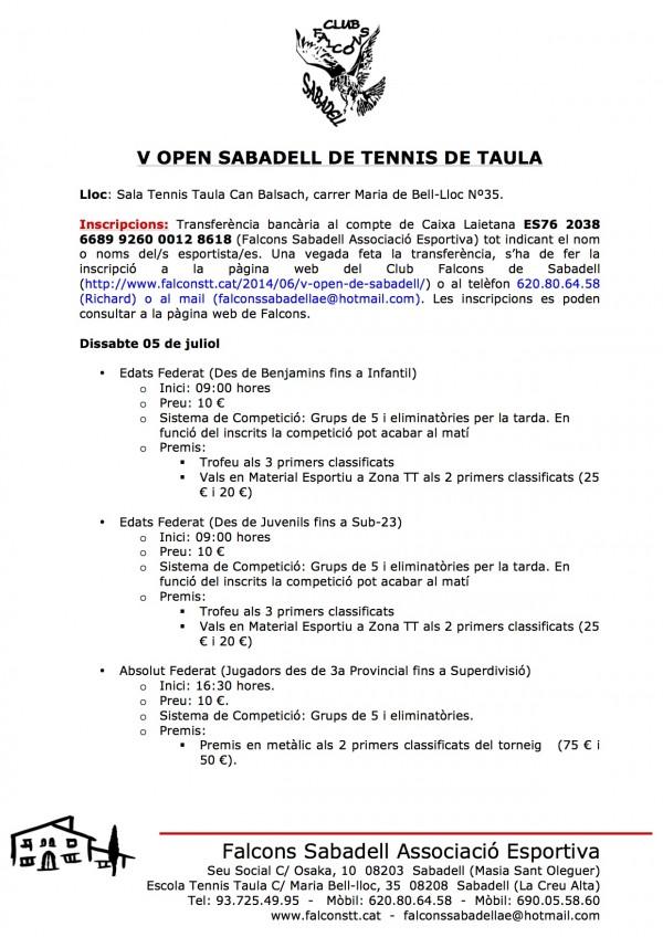 V Open de Sabadell_1
