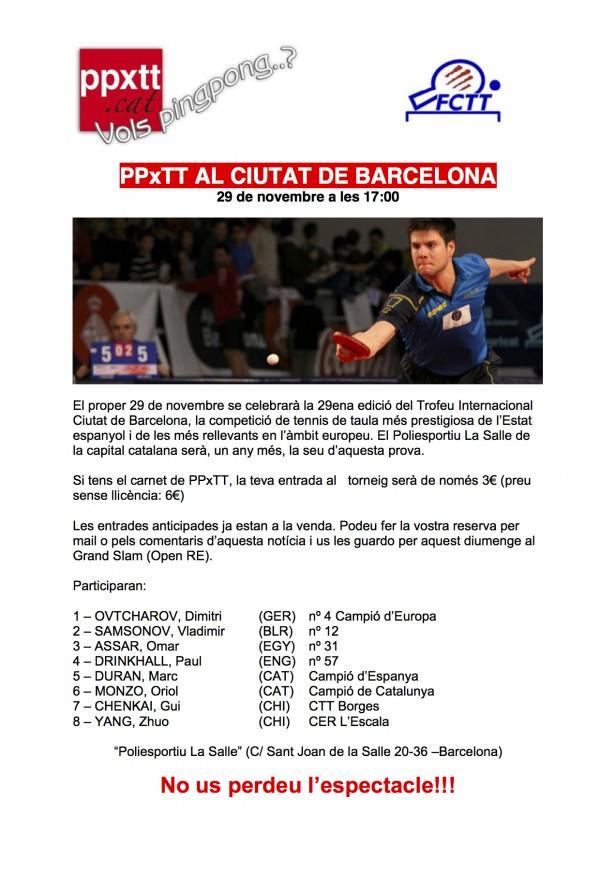 Noticia Ciutat Barcelona 2015