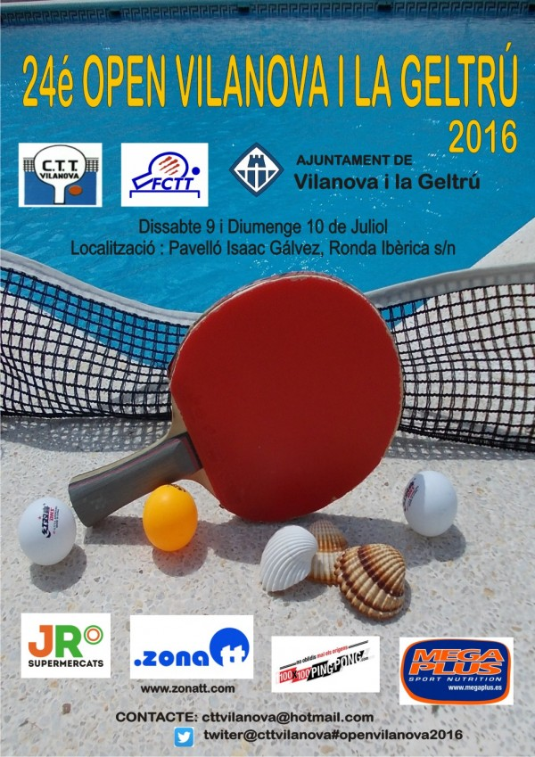 CARTEL 24e OPEN