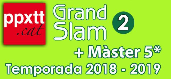 2n Grand-Slam i Master 5*