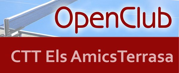 1r OpenClub CTT Els Amics Terrassa
